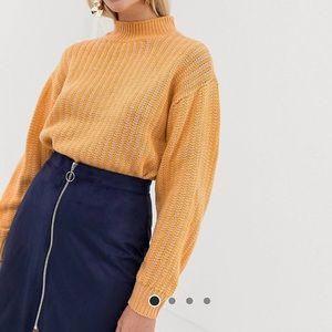 Sweaters - Vera Moda mock neck sweater